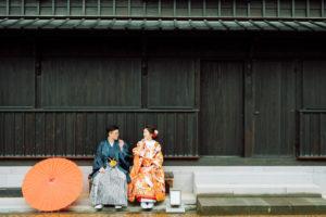 【長崎県限定】和装ロケーションフォトプラン