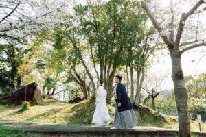 立山公園||福岡・九州でフォトウェディング・前撮りならウェディングセレクト!フォトウェディング