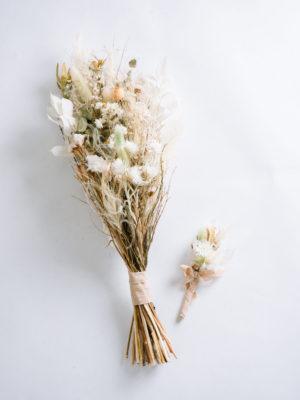 dry flower bouquet Ver.1