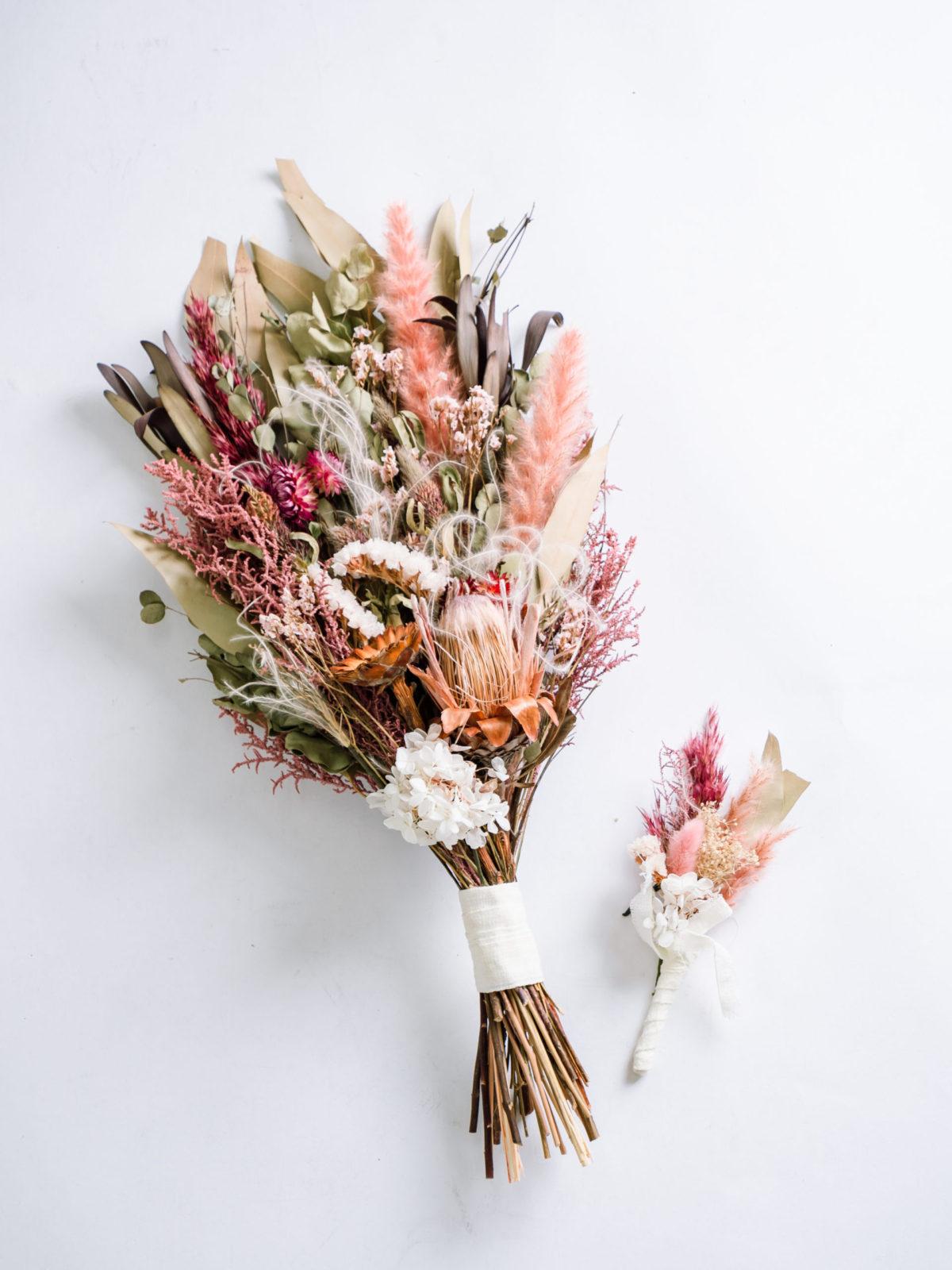 dry flower bouquet Ver.2
