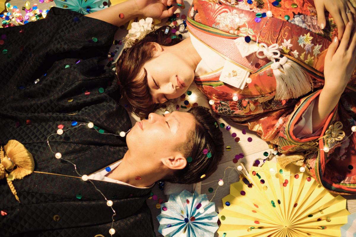 ~和装スタジオ~||福岡・九州でフォトウェディング・前撮りならウェディングセレクト!フォトウェディング