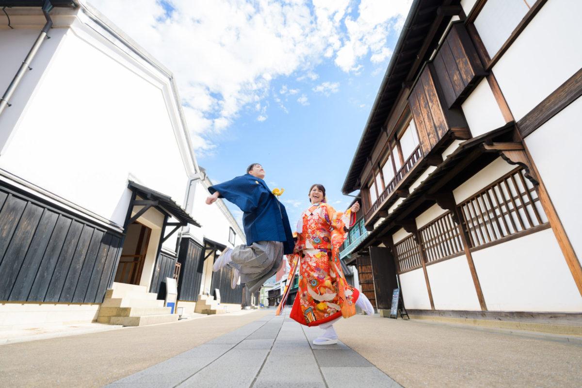 出島(長崎)|お客様レポート|福岡・九州で和装の神社結婚式・和婚ならウェディングセレクト!和婚