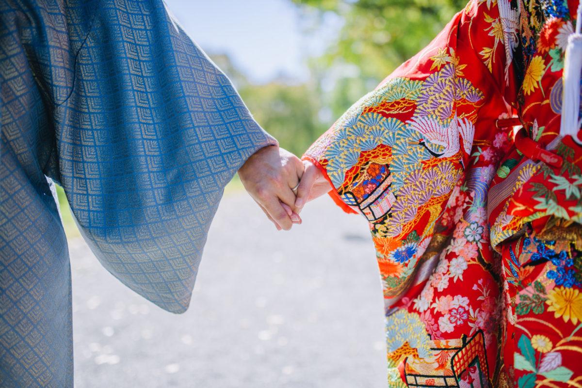 舞鶴公園~糸島|お客様レポート|福岡・九州で和装の神社結婚式・和婚ならウェディングセレクト!和婚