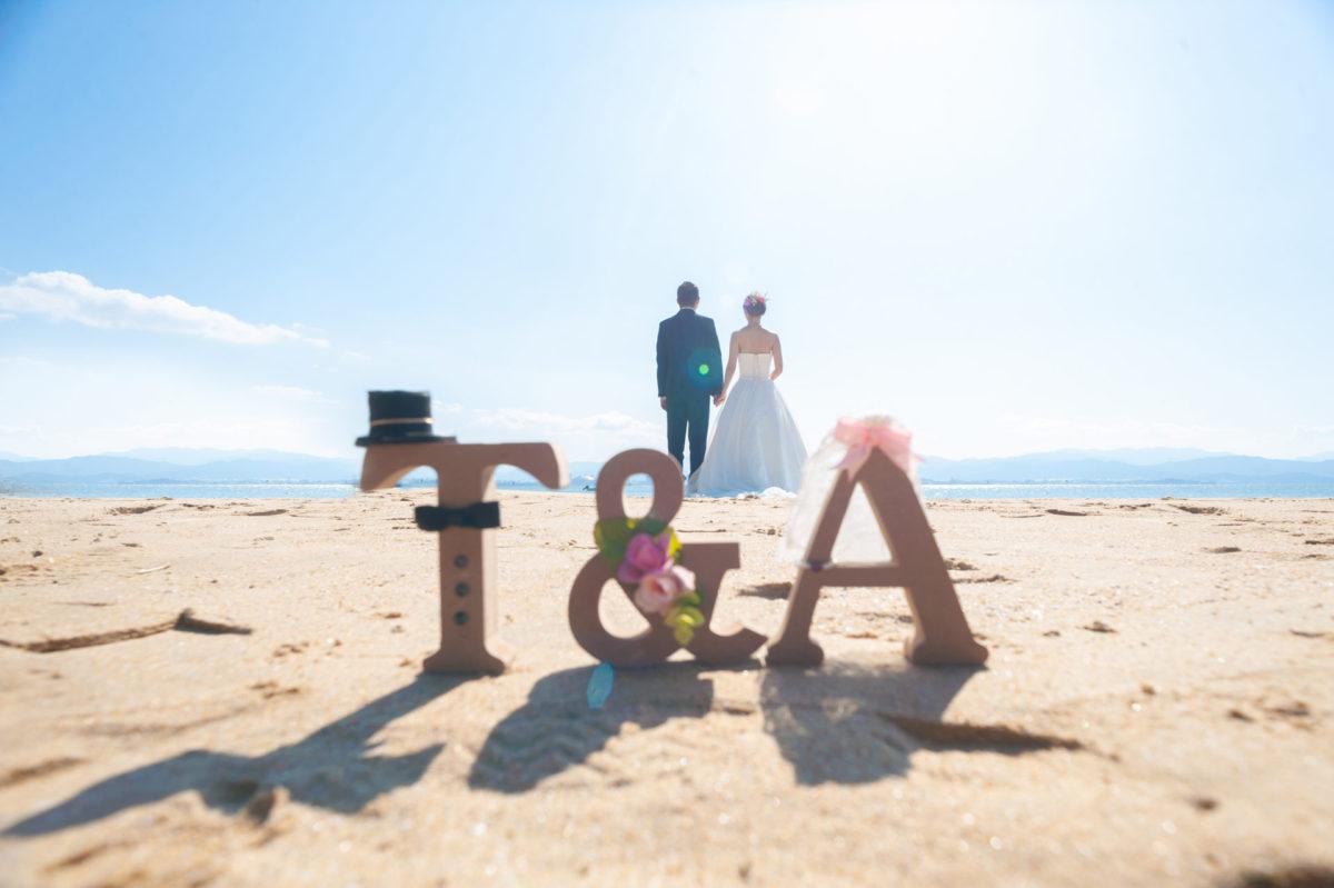 海の中道海浜公園|お客様レポート|福岡・九州で和装の神社結婚式・和婚ならウェディングセレクト!和婚