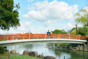 勝盛公園|フォトウェディング・前撮りに人気のロケーションスポット|福岡・九州でフォトウェディング・前撮りならウェディングセレクト!フォトウェディング