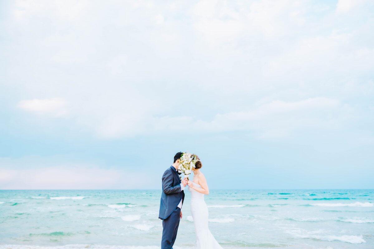 志賀島|お客様レポート|福岡・九州で和装の神社結婚式・和婚ならウェディングセレクト!和婚