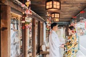 豆田町(エリア)|フォトウェディング・前撮りに人気のロケーションスポット|福岡・九州でフォトウェディング・前撮りならウェディングセレクト!フォトウェディング