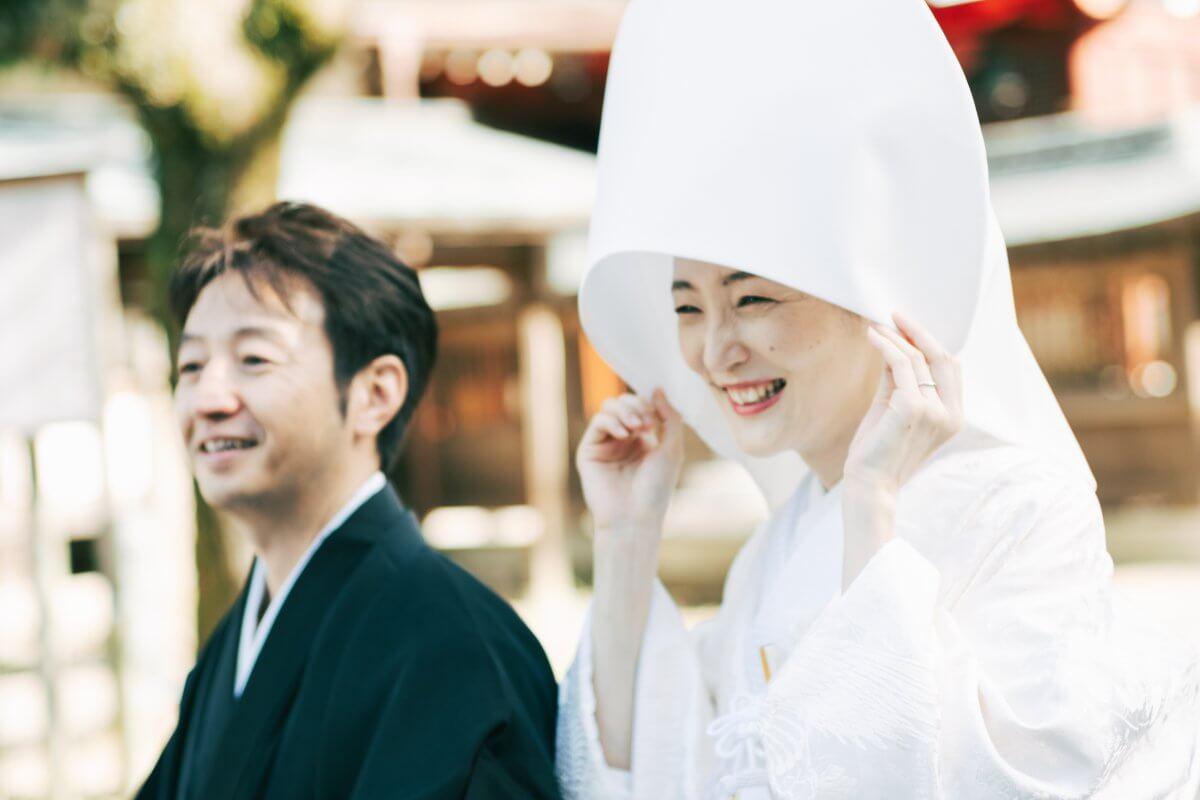 宗像大社|お客様レポート|福岡・九州で和装の神社結婚式・和婚ならウェディングセレクト!和婚